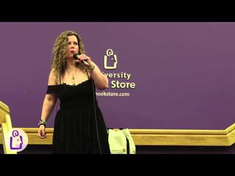 Laurell K Hamilton at University Book Store - Seattle