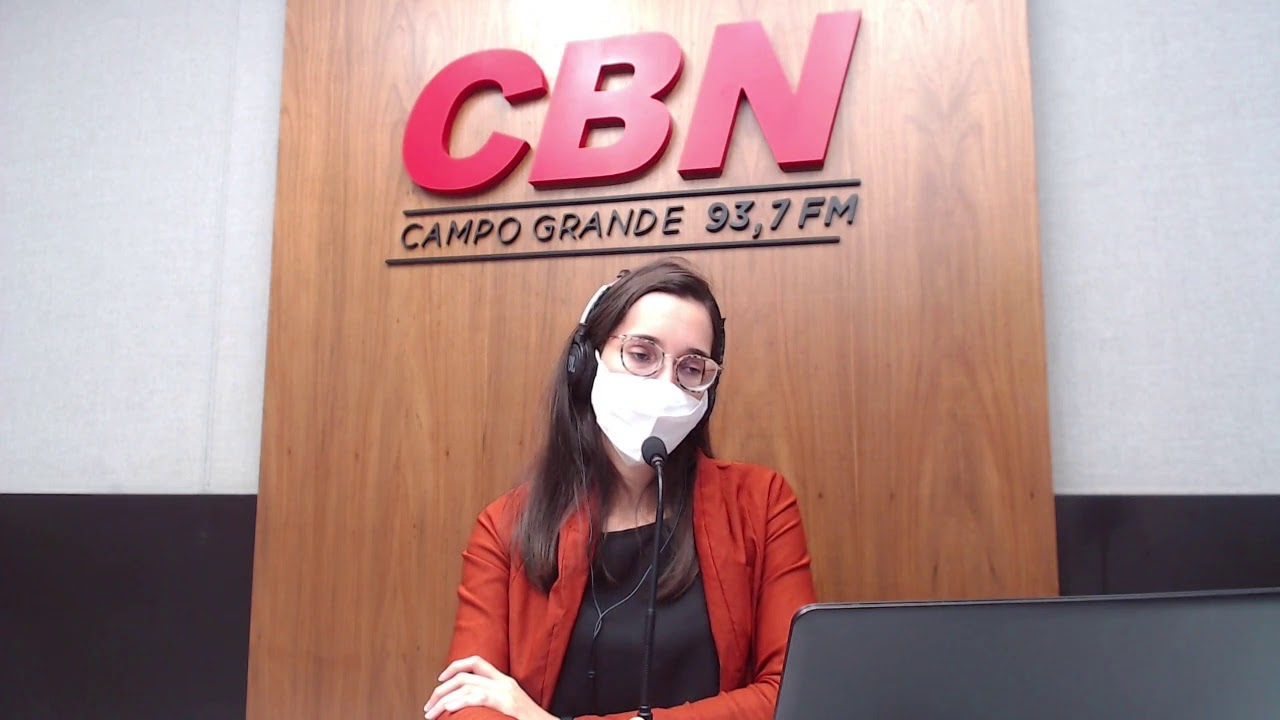 Programa CBN Campo Grande (23/03/2021): com Loraine França