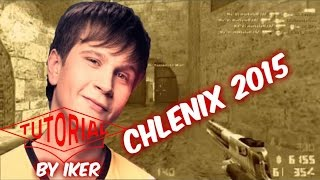 Counter-Strike 1.6 How to use CHLENIX 2016