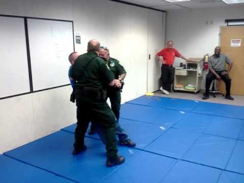 Gulf County Sheriffs Office Taser Training
