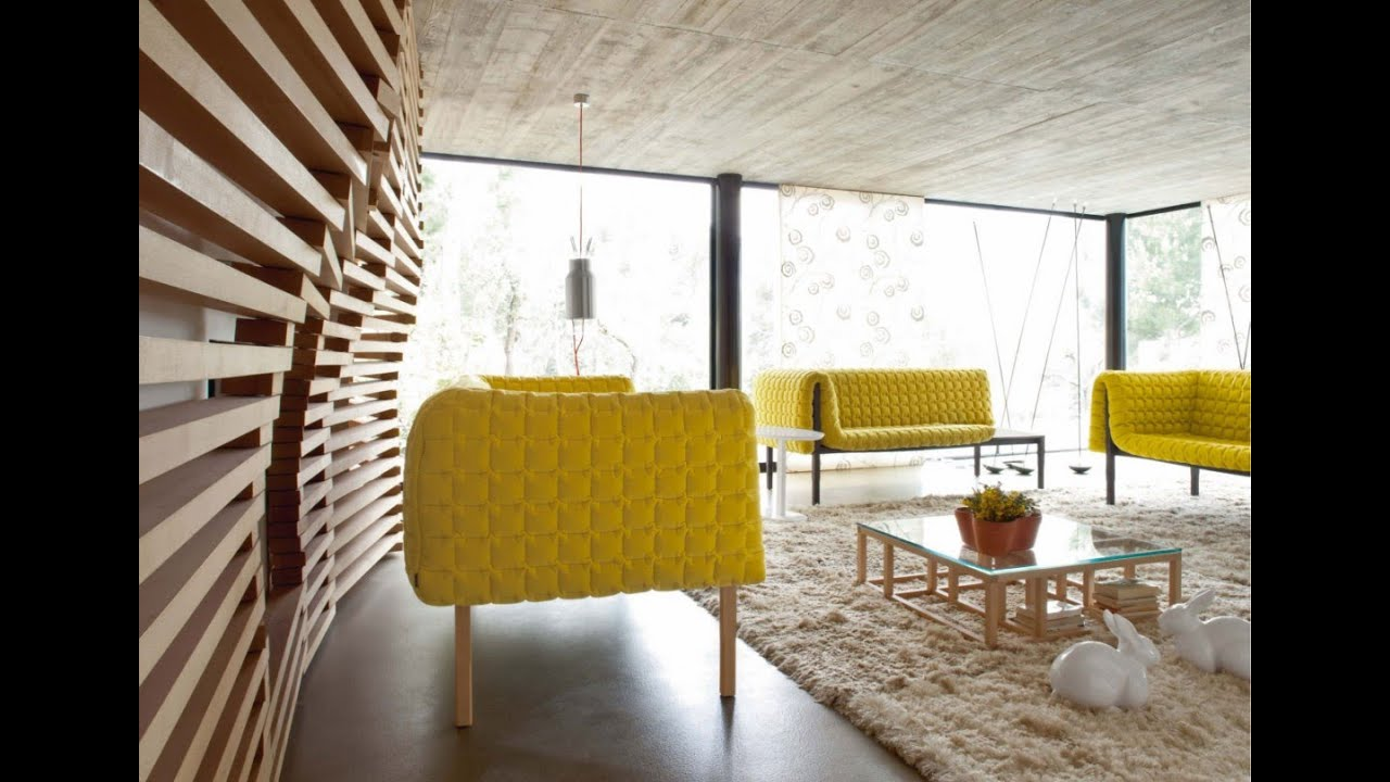 Contemporary Living Rooms Ideas and Inspiration from Ligne Roset ...