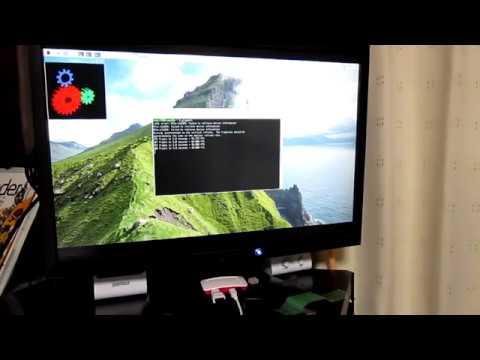 Raspberry Pi Zero W + raspbian stretch +enable OpenGL driver