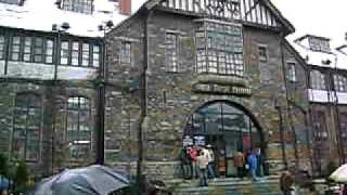 Shimla, Mall Road In Winters TripHimachal.com - Hills & Thrills