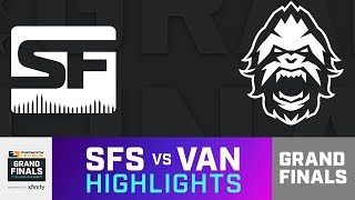 HIGHLIGHTS San Francisco Shock vs. Vancouver Titans | 2019 Grand Finals | Overwatch League