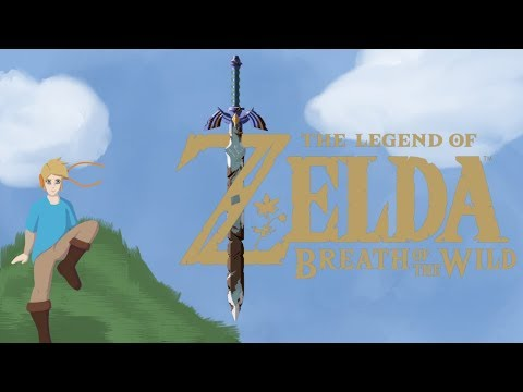 Let's Play The Legend of Zelda: Breath of the Wild part 54 Getting new Threads