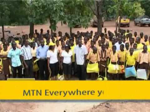 MTN Ghana Foundation Supporting Socio-Economic Development in Northern Ghana