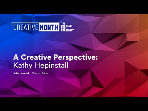 A Creative Perspective | Kathy Hepinstall
