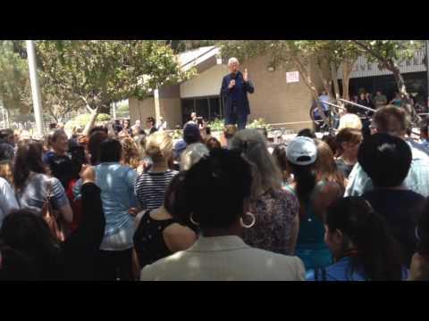 President Bill Clinton Burbank California 6/3/16