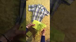 Crazy8 костюм для лета с модными джинсами и рубашкой(Большой выбор детской одежды с США Звоните ▷️0939920995 смотрите больше 🤓    kids-style.com.ua 🤗 #детскаяодежда,..., 2017-02-04T16:13:24.000Z)