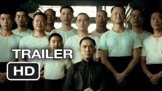 The Grandmaster TRAILER 2 (2013) - Tony Leung, Ziyi Zhang Movie HD