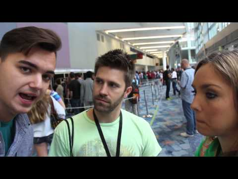 SOURCEFED INTERVIEW: VidCon 2013