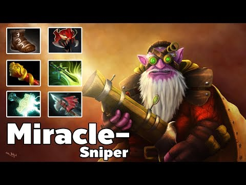 Sniper Pro Build By Miracle- Gameplay