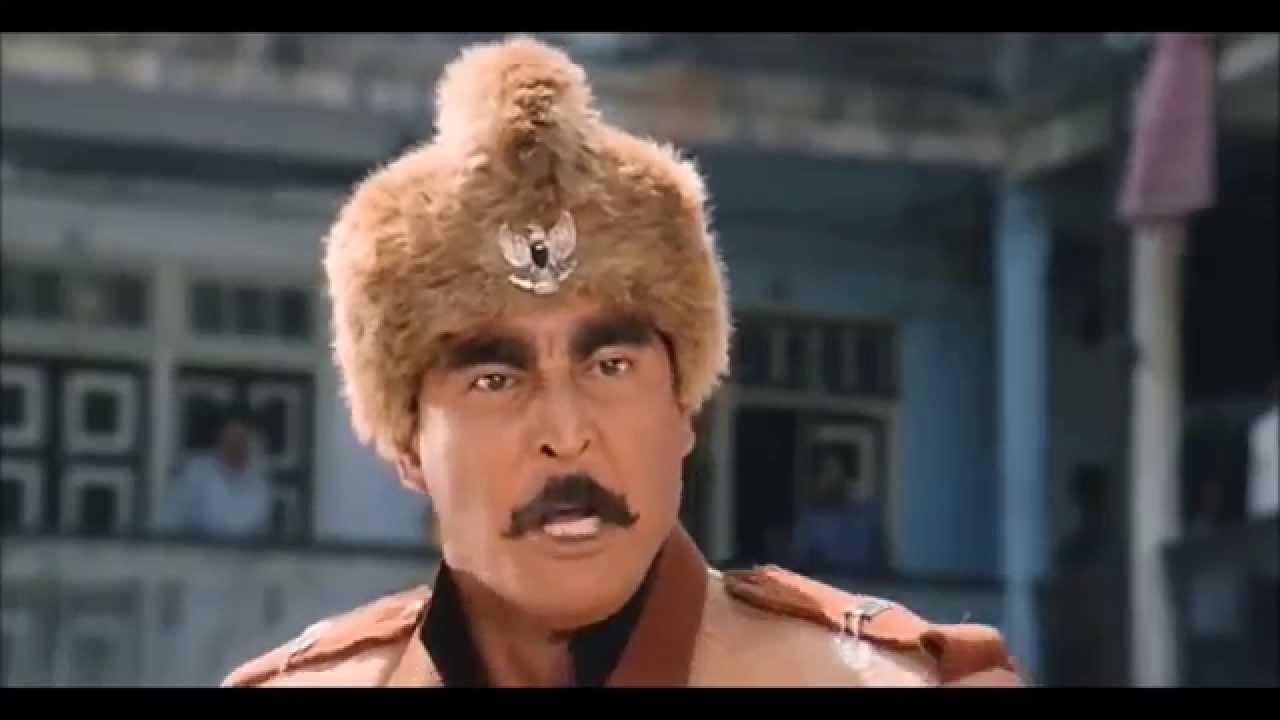Shit Bollywood Villains Say