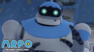 Arpo the Robot | Blackout in the House! | FULL EPISODE | Funny Cartoons for Kids | Arpo and Daniel