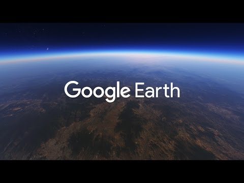 Thumbnail: This is the new Google Earth