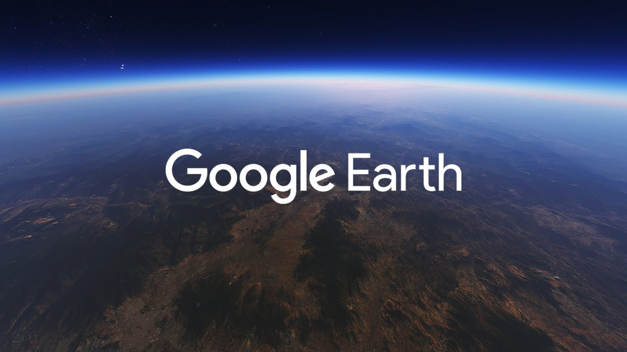 This is the new Google Earth This