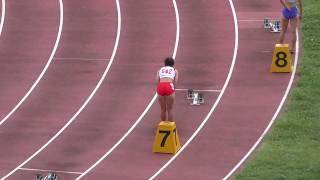 H29 千葉県高校新人 女子400mH 決勝