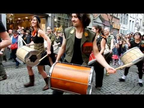 Fanfare, percussions Belgique : Locomotiv