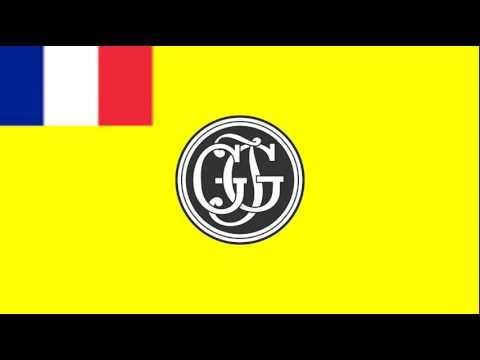 National Anthem Union Indochinoise
