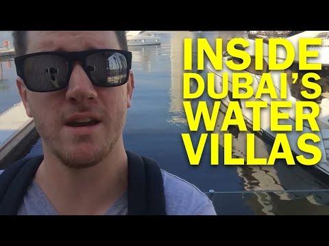 Inside Dubai's water villas. Episode 8