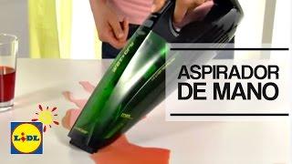 Aspirador De Mano Lidl España Youtube