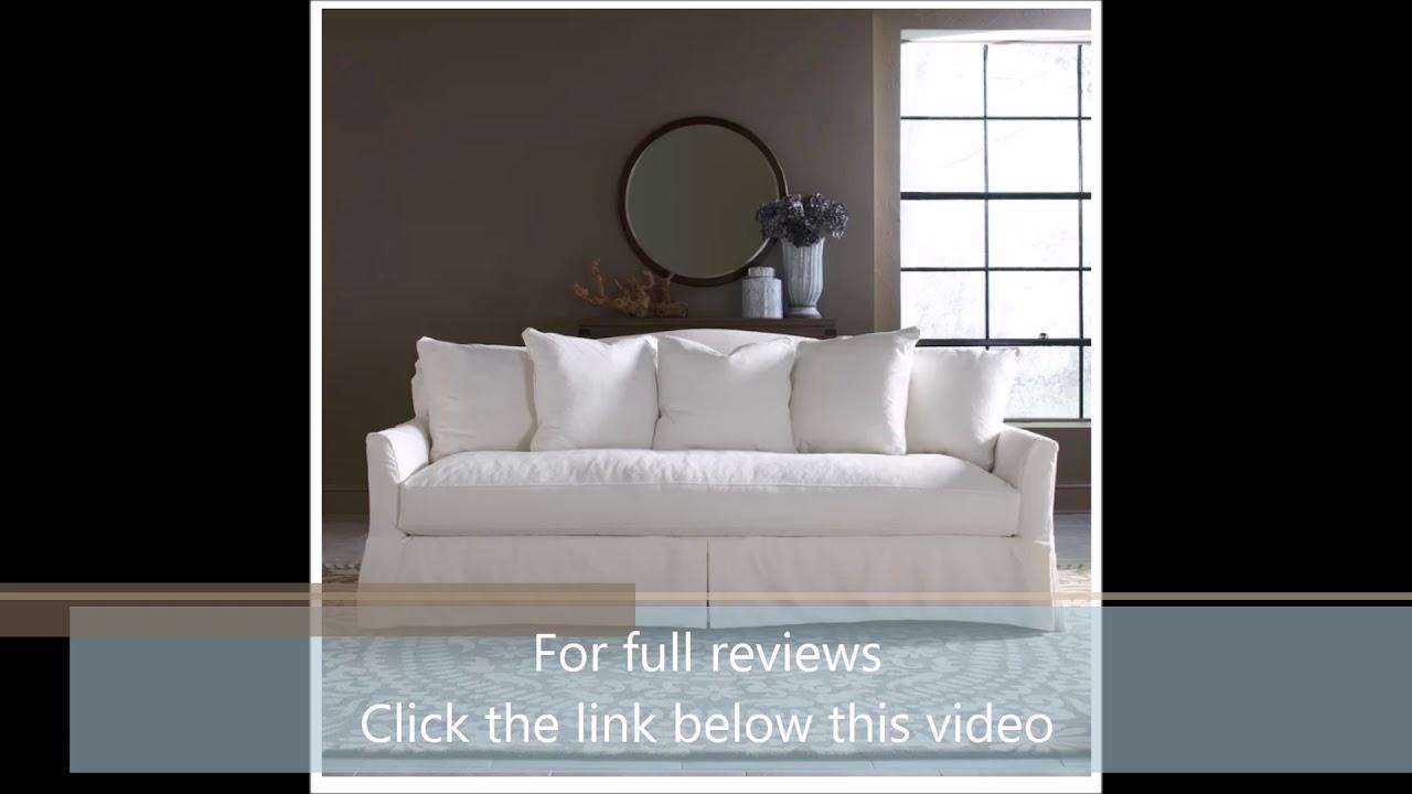 Fairchild Slipcovered Sofa By Birch Lane Reviews Youtube