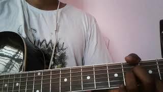 Arere Avala Naguva - Guitar cover