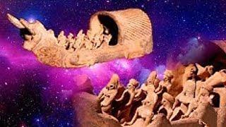 ¿Stellt Dieses 5000 Jahre Alte Artefakt ein RAUMSCHIFF Dar?