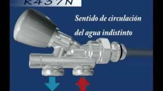 Válvula termostática R437N de Giacomini thumbnail