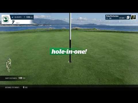 WGT Golf Mobile. Un Friggin Believable. My Best 9 Holes Ever!!!! 🤗