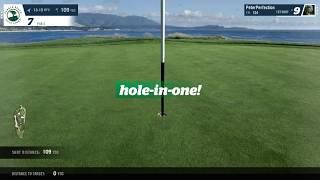 WGT Mobile. Un friggin believable. My best 9 holes ever!!!! 🤗 screenshot 3
