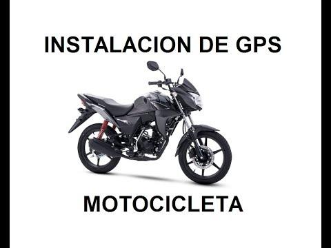 INSTALACIÓN DE GPS A MOTOCICLETA - FÁCIL Y RÁPIDO - 100% GARANTIZADO