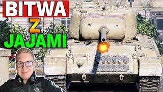 BITWA Z JAJAMI - Najlepszy gracz na T25 Pilot - World of Tanks