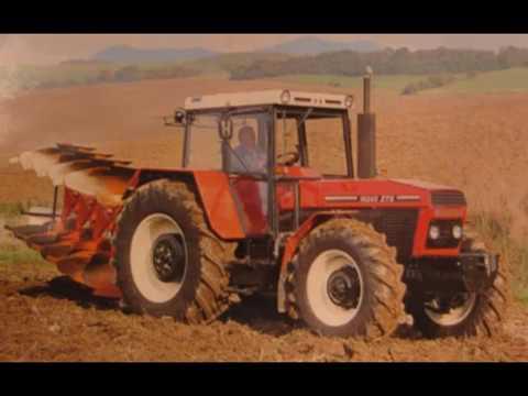 Traktor ZTS 16245