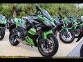 First Impression of the new Kawasaki Z650 and Ninja 650