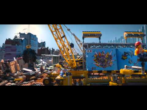 'Hier Ist Alles Super' Song Mit Filmausschnitt (The Lego Movie) [Full HD]