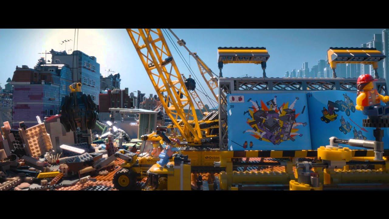Hier Ist Alles Super Song Mit Filmausschnitt The Lego Movie Full