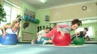 видео Торсо Болл (Torso Ball) – тренажёр для мышц брюшного пресса