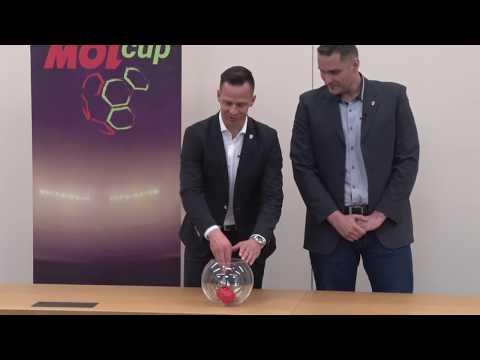 Los finále MOL Cupu: SK Slavia Praha - FK Jablonec