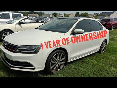 Volkswagen Turbo Diesel TDI One Year Ownership Review | 2015 Jetta TDI