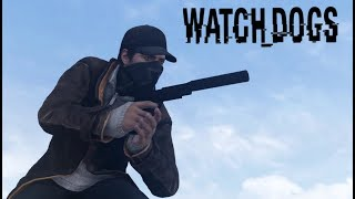 Watch Dogs Stealth Infiltration Gameplay