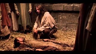 イエスは罪を赦し,肉体の弱さを癒す力を持っていることを示した。