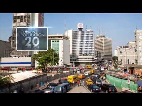 LAGOS, AFRICA'S BIG APPLE