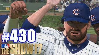 FIRST PERFECT SEASON IN MLB HISTORY! | MLB The Show 17 | Road to the Show #430