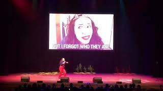 Miranda Sings FINAL SHOW at Chapman University, Orange, CA!!!