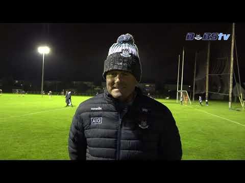 Dublin Ladies manager Mick Bohan speaks to DubsTV ahead of All-Ireland Final