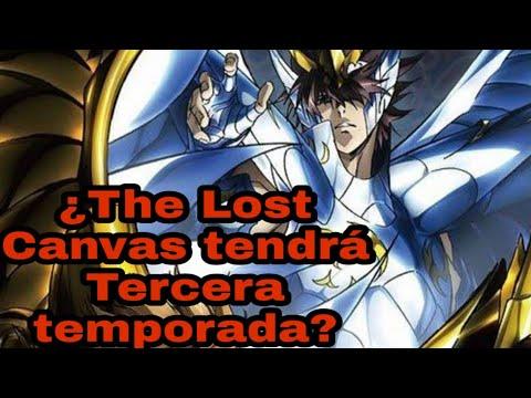 Saint Seiya The Lost Canvas Tendrá Tercera Temporada?