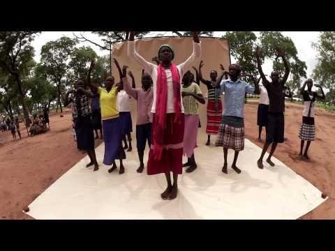 EU Children of Peace 2014: South Sudan Dances for Peace