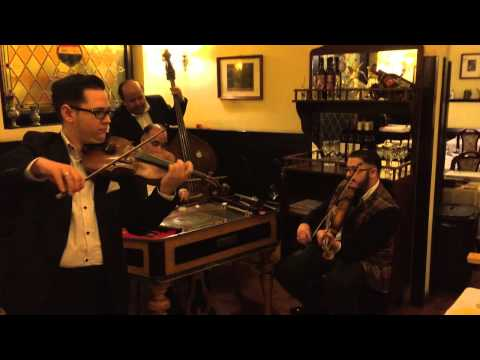Budapest - The heart of Hungarian Gypsy music