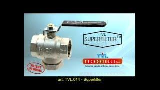 Superfilter - kulový kohout s filtrem (CZ subtitles)